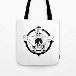 Skeleton Gohan Tote Bag