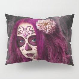 SugarSkull Queen Pillow Sham