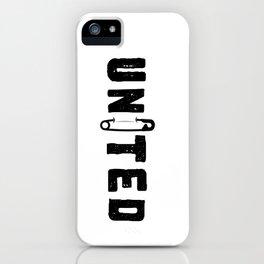 UNITED iPhone Case