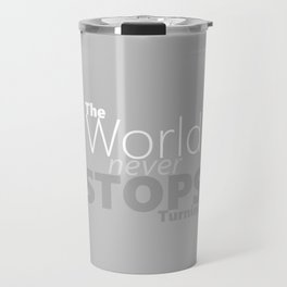 The world Travel Mug