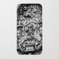 edinburgh iPhone & iPod Cases featuring Edinburgh Gothic by Mark Nelson