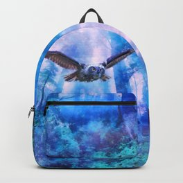 Owl flight Backpack