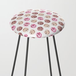 Cookie pattern Counter Stool