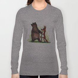 Bear & Fox Long Sleeve T-shirt