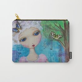 Oh Marie! Carry-All Pouch