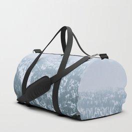 Seagulls at an Alpine Lake? Duffle Bag