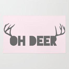 Oh Deer Rug