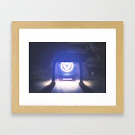 // abstract.02 Framed Art Print