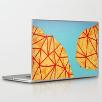 detroit Laptop & iPad Skins featuring - detroit - by Magdalla Del Fresto