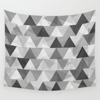 geo Wall Tapestries featuring GEO by STAALGREN