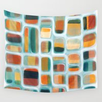 rothko Wall Tapestries featuring Color apothecary by Efi Tolia