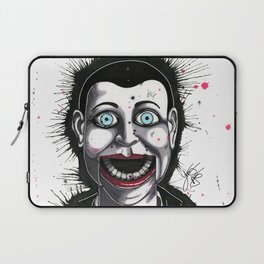 The Horror of Billy the Doll Laptop Sleeve