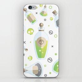 I Swear It's Not Poison iPhone Skin
