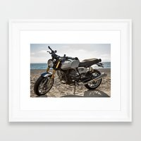 ducati Framed Art Prints featuring Ducati 001 by Austin Winchell