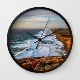 Point Reyes Wall Clock