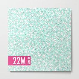pills 22M Metal Print