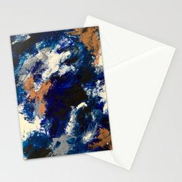Abstract 8-18 Stationery Cards