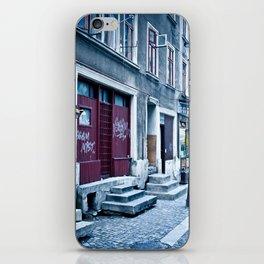 Bucharest iPhone Skin