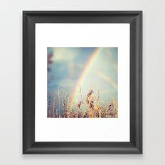 All the Wonder Framed Art Print