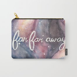Far Far Away Carry-All Pouch