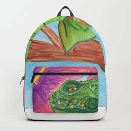 U wanna Iguana Backpack