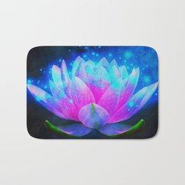 Mystic Lotus Bath Mat