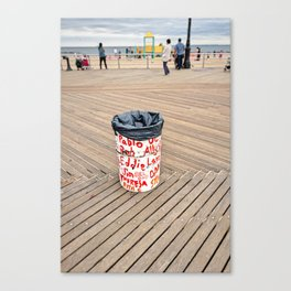 What's in a Name? Canvas Print