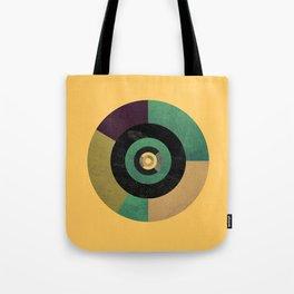 Circle Fibonacci.2 Tote Bag