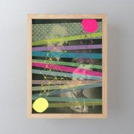 We're All Made Of Stars Framed Mini Art Print