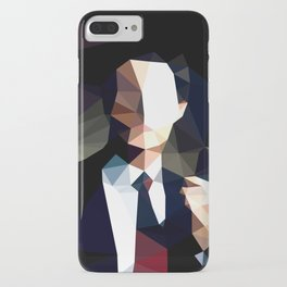 TWIN PEAKS - YOU SAY WOODS WE SAY COOPS iPhone Case
