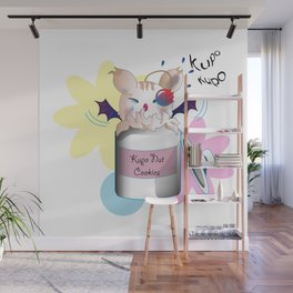 Moogle Caught Red Handed Wall Mural