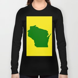 Wisconsin Football Long Sleeve T-shirt