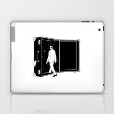 Space Traveler Laptop & iPad Skin