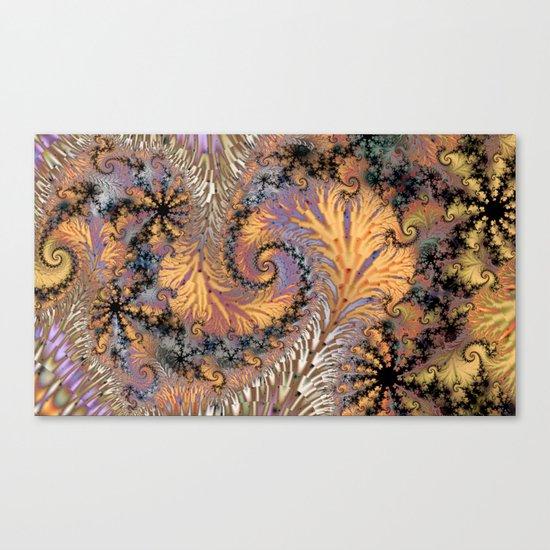 Mandel-Brot Canvas Print