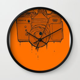 Zenit-E Wall Clock