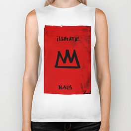 KiNG iLLMATIC NaS Biker Tank