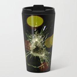 real christmas Metal Travel Mug
