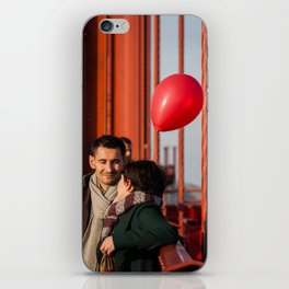 Balloon Love iPhone Skin