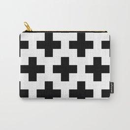 classic retro elegant geometric Yaksha Carry-All Pouch
