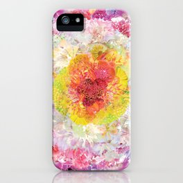A Study in Floristry iPhone Case