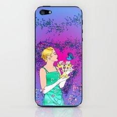Queen Of Cups iPhone & iPod Skin