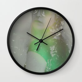 Relics of Relomia I Wall Clock