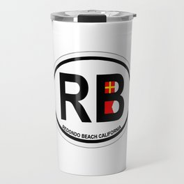 Redondo Beach. Travel Mug