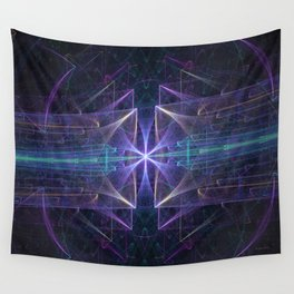 Photon Party Wall Tapestry