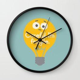 Light Sensitive Wall Clock