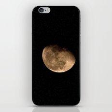 Mr. Moon iPhone & iPod Skin