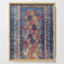 Baluch Balisht Khorasan Northeast Persian Bag Print Serving Tray