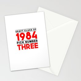 Class of 1984, Pick 3 Stationery Cards