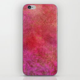 FLORAL DESIGN I iPhone Skin