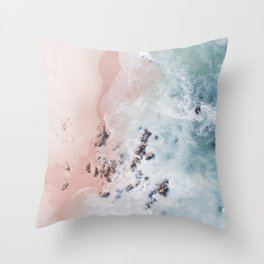sea bliss Throw Pillow